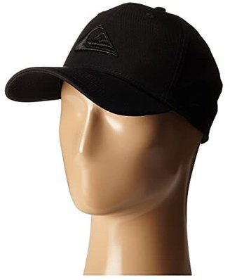 Quiksilver Mountain and Wave Hat (Vallarta Blue) Caps