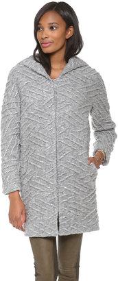 Thakoon Hooded Coat