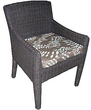 JCPenney Outdoor Bay Harbor Arm Dining Chair