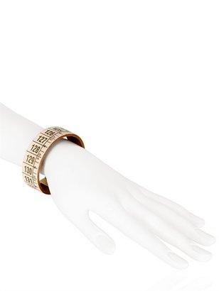 Leather Centimeter Bracelet