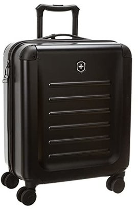 Victorinox Spectratm Extra Capacity Carry On (Black) Carry on Luggage