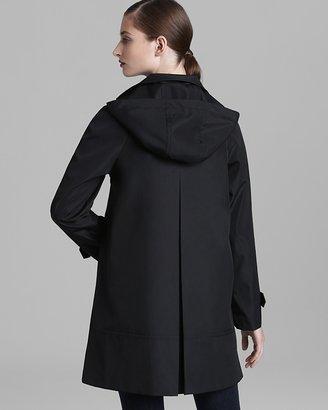 Calvin Klein Rain Coat - Hooded Loose