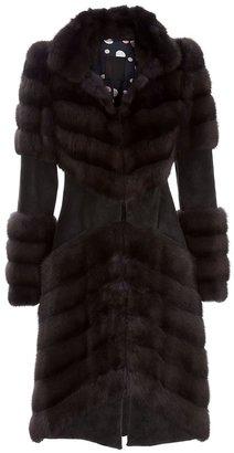 Thomas Laboratories Liska By Kirchgrabner sable fur coat