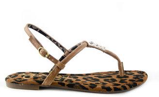 Jessica Simpson Rosetta Tan Sandals