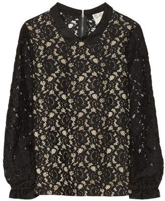 Sea Lace blouse