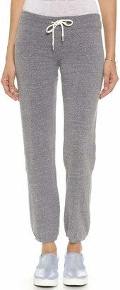 MONROW Vintage Sweatpants $113 thestylecure.com