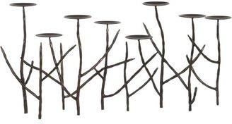 Crate & Barrel Twig Multi-Pillar Holder