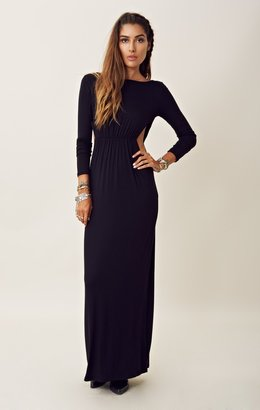 Blue Life MAGNUM CUTOUT MAXI DRESS