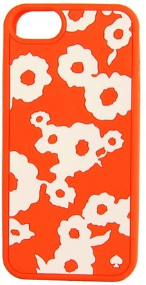 Kate Spade Picnic Floral Phone Case for iPhone 5 (Valencia/Cream) - Bags and Luggage