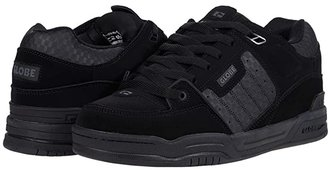 Globe Fusion (Black/Black) Men's Skate Shoes