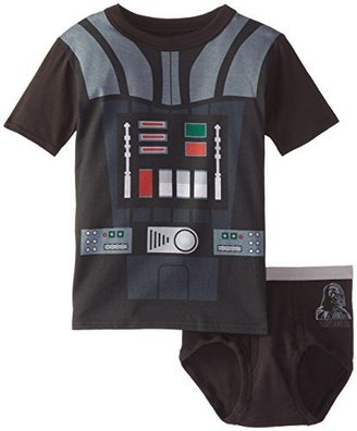 Star Wars Little Boys' Tee and Brief Set