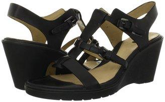 Ecco Adora Sandal (Black) - Footwear