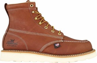 "Thorogood Men's 814-4200 American Heritage 6"" Moc Toe MAXwear Wedge Non-Safety Toe Boot"