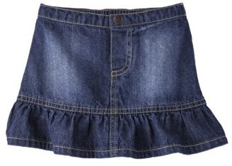 Circo Infant Girls' Denim Skirt - Indigo