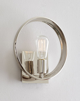 Horchow Edison-Style Wall Sconce