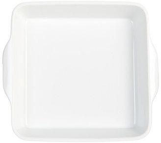 All-Clad Square Porcelain Baker with Trivet