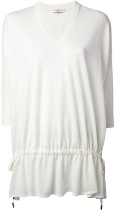Givenchy ruched blouse
