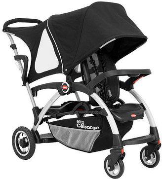 Joovy Ergo Caboose Stand-On Tandem Stroller - Black
