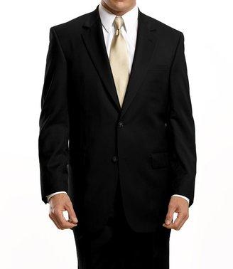 Jos. A. Bank Traveler Jacket in 2-Button Regal Fit- Black Solid or Navy Stripe