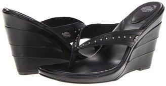 Harley-Davidson Myla (Black) - Footwear