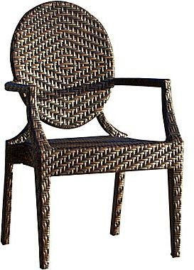 JCPenney Adriana Outdoor Wicker Chair