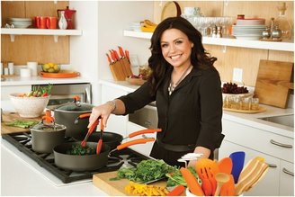 Rachael Ray Hard Anodized II Nonstick Dishwasher Safe Cookware Set, 10pc