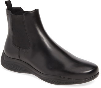Prada New Toblak Chelsea Boot