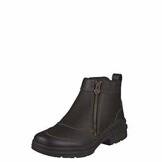 Ariat Women's Barnyard Side Zip Barn Boot