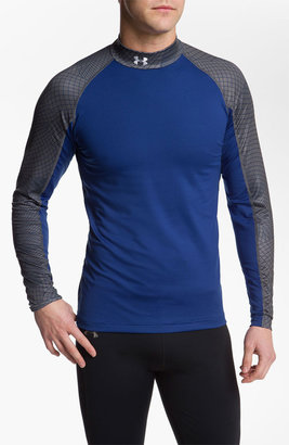 Under Armour 'Competition' Fitted Long Sleeve T-Shirt