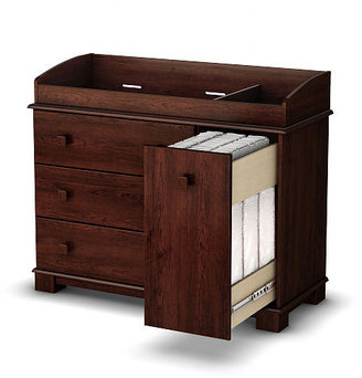 South Shore Furniture South Shore Precious Changing Table - Royal Cherry