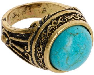 ASOS Ornate Signet Ring