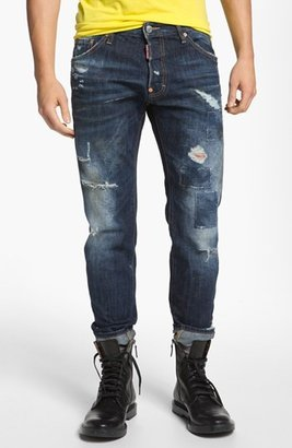 DSquared Dsquared2 'Cool Guy' Skinny Fit Jean (Blue)
