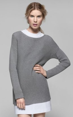 Theory Lorinna Sweater in Cotton Cashmere