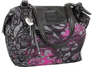 Fox Comeback Tote (Black) - Bags and Luggage