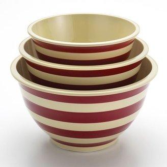 Paula Deen signature 3-pc. mixing bowl set