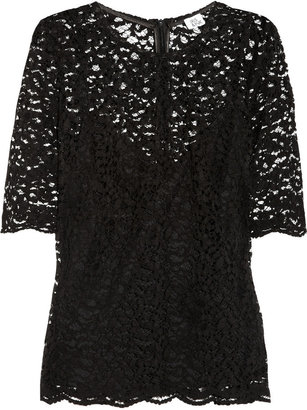 Iris & Ink The Day To Night lace top