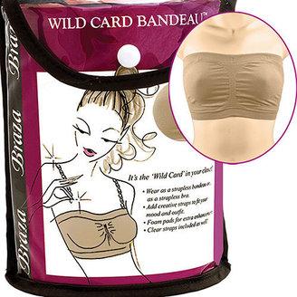 Braza Wild Card Bandeau, X-Large, Taupe 1 ea