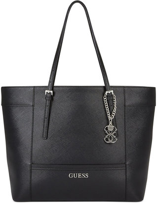 GUESS Delaney Medium Classic Tote $108 thestylecure.com