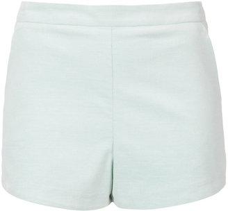 Topshop Baby Cord Flat Front Shorts