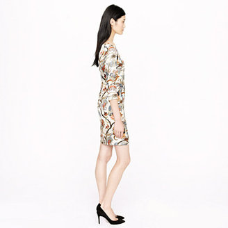 J.Crew Collection Jules dress in botanical print