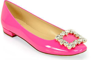 Kate Spade Norella - Flat in Lipstick Pink