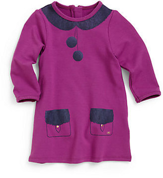 Little Marc Jacobs Infant's Tromp L'Oeil Dress