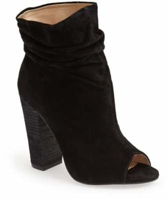 Kristin Cavallari 'Laurel' Peep Toe Bootie