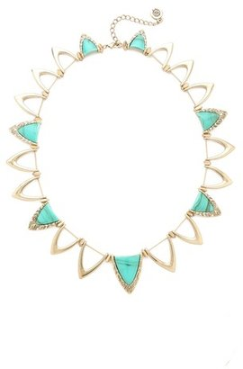 House Of Harlow Goddess Trinity Collar Necklace
