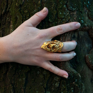 Carrie Bilbo Bark Ring