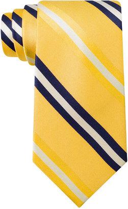 Nautica Sea Satin Stripe Tie