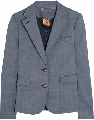 Tory Burch Pierre wool-blend blazer