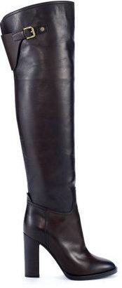 Ralph Lauren Calfskin Halara Boot