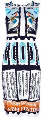 Mary Katrantzou 'India' sleeveless print dress
