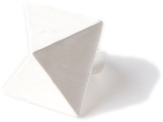 Lori's Shoes Stretch Pyramid Ring